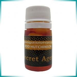 Силиконовая кукуруза в дипе Rod Hutchinson Secret Agent